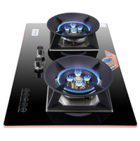 Wholesale gas stove for sale - Group buy Spot household fierce energy saving gas stove desktop embedded coal stove natural gas liquefied gas stove