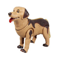 Wholesale pet robot toys for kids online - Electronic Pets Robot Dogs Bark Stand Walk Cute Interactive Dog Toys For Kids