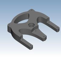 arduino drucker groihandel-Handbetriebene Generator Gewohnheit, um eine hohe Qualität hochpräzisen digitalen Modelle 3D-Druck-Service Mechanische Teile ST4034
