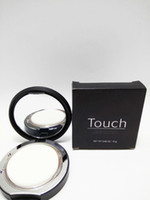 alfombrilla táctil al por mayor-La mejor calidad !! Younique polvo base maquillaje resaltador Touch Mineral Fundación touche eclat primer cara palo con hojaldre
