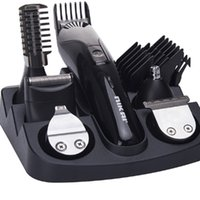 Wholesale electronic clipper resale online - 2019 Professional CHJPRO Electronic Hair Trimmer Suit Nk Hair Clipper in Hair Care Tools Shaver Razor Beard Clipper drop shipping