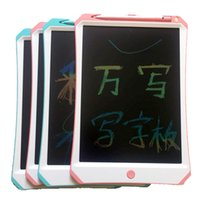 Wholesale ir electronics resale online - 11 Inch Colorfull LCD Electronic Writing Tablet Digital Drawing Handwriting Pad For Baby Education Schedule Record