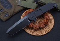 Wholesale Hot EXTREMA RATIO BF2RCT Tactical folding Knife Camping Outdoor Hunting Survival Cutter Portable Pocket Rescue N690 Steel Tools EDC Knives