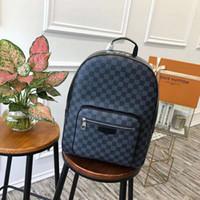 mochila de couro clássica venda por atacado-Homens e mulheres bolsa de ombro geral Comfort Classic multi-funcional mochila grande, produção de couro, saco de lazer de montanha: M41530