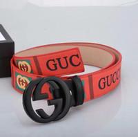 ceintures noms de marque achat en gros de-Meilleure qualité designer de marque de mode mode hommes affaires ceinture ceintures boucle automatique ceintures en cuir véritable pour hommes 105-125 cm shipp gratuit