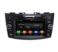 Wholesale wma mobile phone for sale - Group buy Octa Core din quot Android Car DVD Radio GPS for Suzuki SWIFT With GB RAM Bluetooth WIFI GB ROM Mirror link