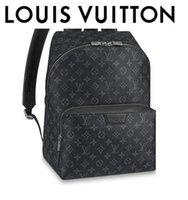 Wholesale men business backpack resale online - vvtisks3 M43186 Discovery Backpack PM MEN FASHION BACKPACKS BUSINESS BAGS TOTE MESSENGER BAGS SOFTSIDED LUGGAGE ROLLING BAG