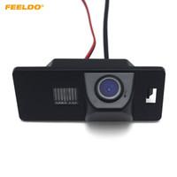 q5 kamera groihandel-FEELDO Car Rückfahrkamera für AUDI A1 / A4 (B8) / A5 S5 Q5 TT / VW PASSAT R36 5D Rückseiten-Parken-Kamera # 3589