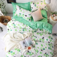 Wholesale single size bedding sets online - Microfine Pastel Pastel Lingerie Bed Sheets King Size Bed Linen for Children Double Bedding Set Single Twin Bedding Set