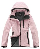 sıcak yüzlü kadınlar toptan satış-Sıcak Satış Kuzey KADıNLAR Denali Apex Biyonik Ceketler Açık Rahat SoftShell Sıcak Su Geçirmez Rüzgar Geçirmez Nefes Kayak Yüz Ceket Kadın