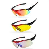 fahrrad sonnenbrille frauen großhandel-Radfahren Sonnenbrille Outdoor Sports Fahrradbrille Männer Frauen Fahrrad Sonnenbrille Brille Brillen Sonnenbrille