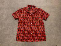 camiseta de verano de los hombres completos al por mayor-19ss Lujo Europa Italia Logotipo de cuerpo completo carta impresa Camiseta de diseño de alta calidad Hombres Mujeres Ropa Algodón marca Camisa Summer Tee bolso