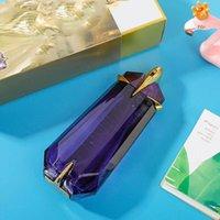 charme violeta venda por atacado-Hot Muller Alien Charme violeta fragrância mulheres perfume 100 ML top quatily tempo de longa duração frete grátis