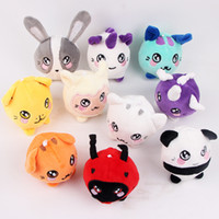 Wholesale cheap animal soft toys for sale - 20pcs rare squishy cm animal Wool cloth with soft nap PU TOY slow rising cheap FREE SHIPPIN