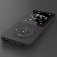 Wholesale tft speakers online - Speaker Mp3 Music Player TFT Black G MP3 HiFi Lossless Sound Music Player FM Recorder TF Card Hidden Voice Recorder Z
