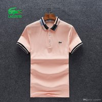 Wholesale anti painting for sale - Group buy HOT summer Best Selling Eden park Short Polo For Men Nice Quality Design Big Size M L XL XXL xl