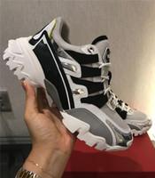 sapato de tenis feminino rendas venda por atacado-2019 Nova Chegada Moda Das Mulheres Dos Homens Sapatos Casuais Sapatilhas De Luxo Designer de Sapatos de Alta Qualidade de Couro Lace-up Tênis Itália sapatos de luxo Sapatilha