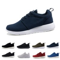 zapatillas de colores al por mayor-13 colores New London Olympic Running Shoes para hombres Mujeres Sport London Olympic Shoes Women MenTrainers Sneakers shoes size 36-44