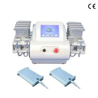 Wholesale diode laser professional resale online - Lipo slim diodes lipo laser nm nm Top Professional i lipo laser cold laser diodes liposuction best slimming machines for sale