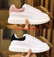 en iyi parti ayakkabıları toptan satış-Moda Lüks Tasarımcı Ayakkabı Bayan Erkek Eğitmenler En Deri Platformu Ayakkabı Düz Rahat Parti Düğün Ayakkabı Süet Spor Sneakers Loveres c