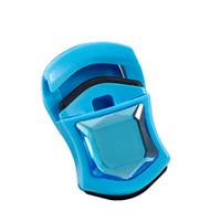 портативный бигуди ресницы оптовых-Hot Portable Mini Eyelash Curler Eyelash Curlers Cosmetic  Tools SJ66