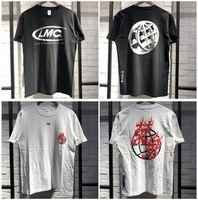 bestes paar-shirts großhandel-2019 Lost Management Cities T Shirts Brief Paar Liebhaber Beste Qualität LMC Tees Sommer Stil Verloren Management Cities T-Shirts