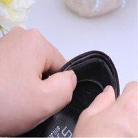 topuk koruyucusu ara parçaları toptan satış-1 Çift Kadınlar Bayanlar Kızlar Şeffaf Silikon Jel Topuk Yastık koruyucu Ayak Bakımı Ayakkabı Takın Ped Astarı Yeni Ayak Yamalar