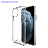 Wholesale note8 cases online – custom For iphone pro max Transparent phone case tpu pc Hybrid Cases for Huawei P30pro Redmi Note8 Motor Lg K40