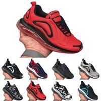 reputable site 56107 60b95 Nike Air Max 720 Kinder 720 Laufschuhe für Jugendliche Chaussures Jungen  Sneakers Mädchen Schuh Kind Sneaker Kindertrainer Teenager Maxes Joggen  28-35