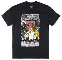 camisa de dinero negro al por mayor-Dinero efectivo Millonarios Baller Blockin Camiseta Trap Music Rap Tee Hombre Negro
