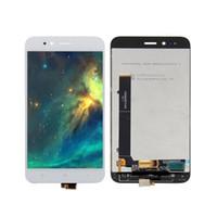 ingrosso schermo lcd s3 originale-Per Touch Panel gruppo sensore di vetro LCD Display MiA1 Mi A1 schermo digitalizzatore sostituzione + Strumenti