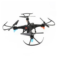 Wholesale hot selling diy toys resale online - Cross Border Hot Selling Fq20w Wifi Fixed Height DIY UAV Disassembly and Assembly Aircraft Remote Control Aircraft Aircraft Model Toys