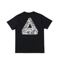 212b259b designer fashion tshirt mens luxury PALACES brand tshirts men women t-shirt  US dollar banknote print t-shirts Triangle LOGO letter t shirt