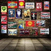 sinais de tin art venda por atacado-do pai churrasco Tin Signs metal Pub Wall Plate Kitchen Restaurant Início Art Decor Wall Sticker Vintage Cuadros DHL gratuito 8188
