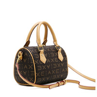 Wholesale handbag colors for sale - Group buy Old Cobbler s VI Date code Upgraded Version Spee dy Top quality Women s handbag Various colors Inclined shoulder bag coated canvas Bags