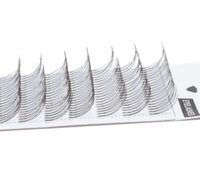 Wholesale hot seling for sale - Group buy Seashine Tray Hot Seling D Short Stem Volume Fans Individual Eyelash Extension Price Hand Made Premade Fans For