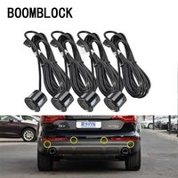 Wholesale vw parking sensor resale online - BOOMBLOCK pc set mm Car Parking Sensor Monitor Reversing Probe For Focus VW Polo Golf