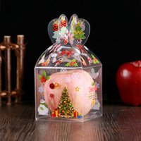 Wholesale apple companies for sale - Group buy new year marry Christmas Eve day company party favor gift candy apple box