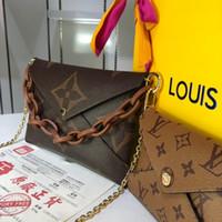 ingrosso borse da disegno modello-Borse di design Kirigami M67600 donne moda totes modello litchi borse in vera pelle del progettista delle signore borsa di lusso della borsa + SCATOLA ORIGINALE
