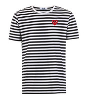 camisa casual listra preta venda por atacado-Marca Designer T-Shirt dos homens de Moda Casual Impressão Logotipo Preto e Branco Stripe Design de Algodão de Manga Curta Confortável Respirável de Luxo