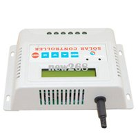 Wholesale order laptops for sale - Group buy Freeshipping V V Automatic recognition A Solar charge controller with LCD display High quality For sales promotion Now orders Only
