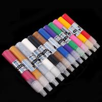 Wholesale 3d drawing color pens for sale - Group buy 12 COLOR D NAIL ART PEN DRAWING DESIGN BRUSH d Paint Nail Art DIY Polish Pen Uv Gel Acrylic paint