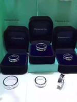 sterling silber gut für ringe großhandel-Damen-Paar-Ring heißer klassischer 1837er Sterlingsilber Einfache Luxus-Modelle, die einen guten Look tragen