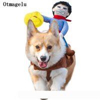 Cowboy Hat Western Sheriff Cute Halloween Pet Dog Cat Costume Accessory 4 COLORS
