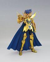 Wholesale special offer toys resale online - Special Offer Lc Model Cancer Deathmask Action Figure Saint Seiya Death Mask Cloth Myth Gold Ex Toy
