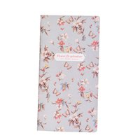 Wholesale offices supplies list resale online - Butterfly Dance Line Fillet Flamingo Cherry Plan Custom Notebook To Do List School Office Supplies Student Stationery Notepad