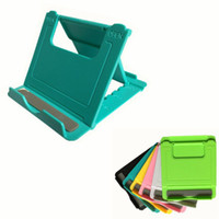 Wholesale folding smartphone stand online – Universal Folding Table Cell Phone Support Plastic Holder Desktop Stand for Your Phone Smartphone Tablet Support Phone Mini Holder