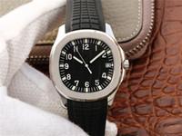 calendários watchbands venda por atacado-Pf-5167a-001 relógio de luxo 324 movimento automático da cadeia de borracha pulseira 316L aço-safira função de calendário de vidro cristal dos homens relógios