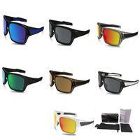 markenname gläser für großhandel-Übergroße quadratische Beschichtung Sonnenbrille Bester Name Brand Sonnenbrille Reflektierende Skibrille Hohe Version Surfer Eyewear Trendy Brille Wrap K22