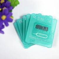 r sim carte micro achat en gros de-Nouveau R-SIM 14 R-sim14 RSIM14 R-SIM 14 RSIM14 - déblocage iphone xs max IOS12.X